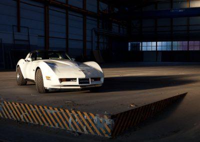 Corvette, Technik