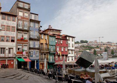 Häuser in Porto, Portugal
