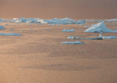 Grönland, Wasser