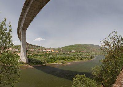 Brücke über den Duoro, Portugal