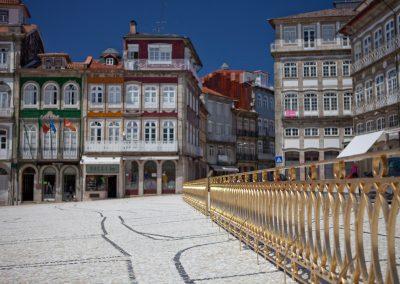 Stadtplatz, Portugal