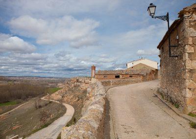 Ort, Rioja, Spanien