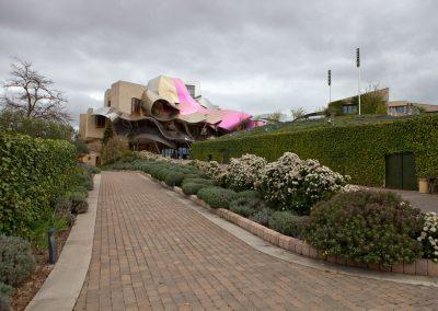 Winzer-Anwesen, Rioja, Spanien