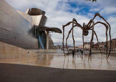 Guggenheimmuseum, Rioja, Spanien
