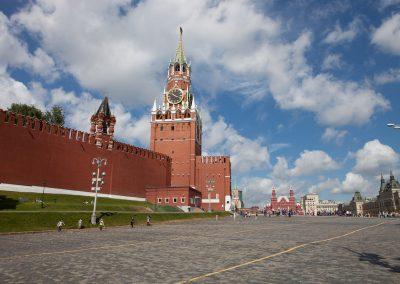 Roter Platz, Moskau