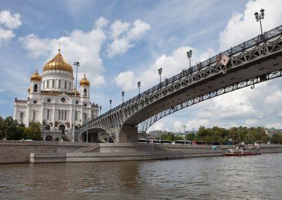 Christ-Erlöser Kathedrale, Moskau