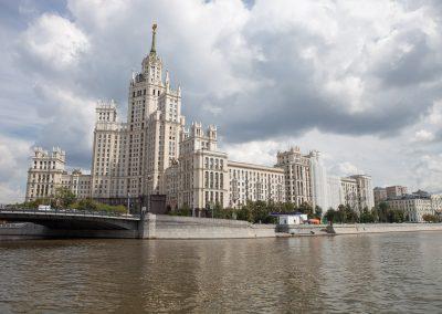 Gebäude in Moskau, Moskau
