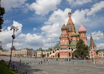 Roter Platz Moskau, Russland