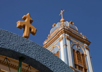 Kirche in Iquique, Chile