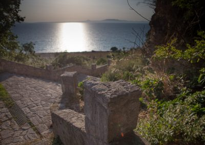 Meerblick, Afytos, Kassandra, Chalkidiki, Griechenland