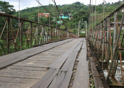 Vertrauenswürdige Brücke, Costa Rica