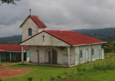 Kirche aus Holz, Costa Rica