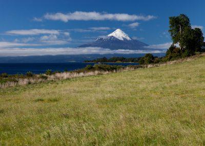 Vulkan, Chile