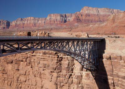 Brücke über den Colorado-River, USA