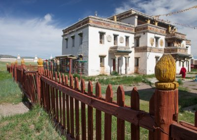Kloster in Karakorum