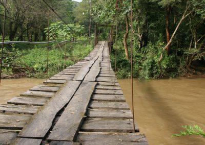Sichere Brücke, Costa Rica