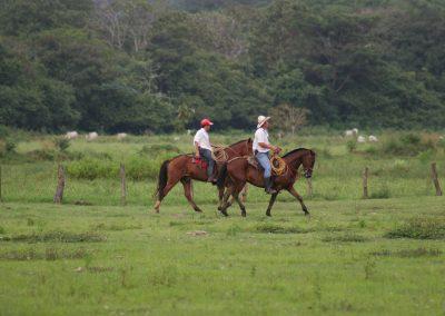 Cowboys, Costa Rica