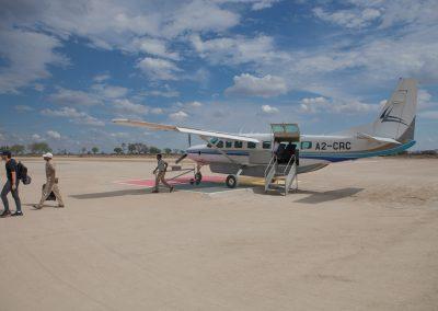 Botswana, Cessna Skyvan