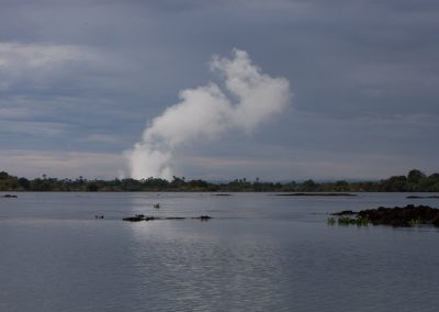 Simbabwe, Victoriafalls