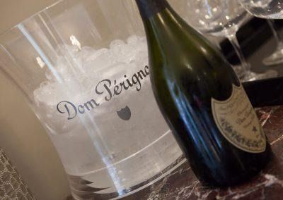 Dom Perignon, Champagne, Frankreich