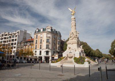 Reims, Champagne, Frankreich