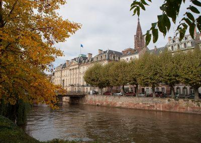 Strasbourg, Elsass, Frankreich
