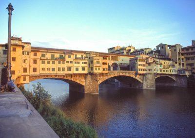 Ponte Veccio, Florenz, Italien