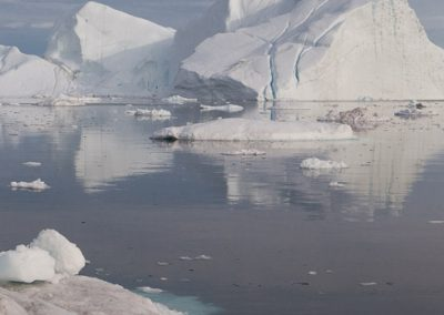 Eisberge, Ilulissat, Grönland