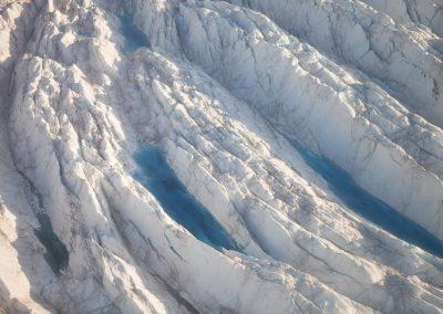 Gletscher, Ilulissat, Grönland