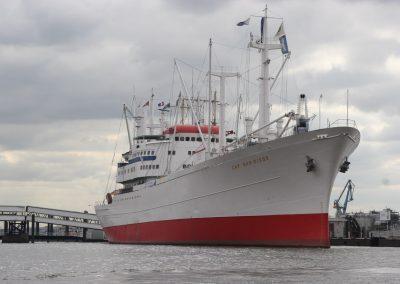 Schiff, Hamburg