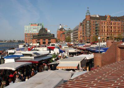 Fischmarkt, Hamburg