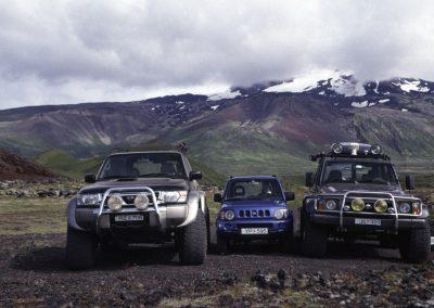 Fahrzeuggrößen, Island