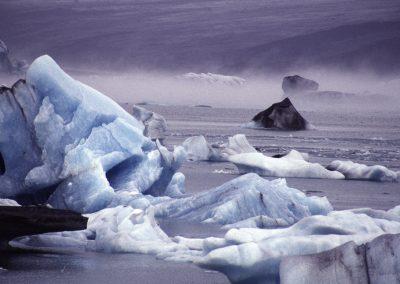 Vatnajökull, Island