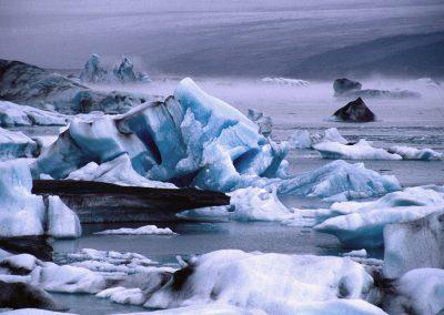 Jökulsarlon Gletscher, Island