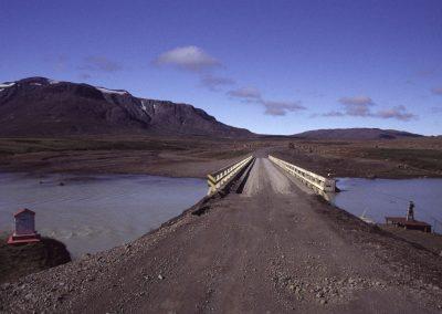 Brücke, Island