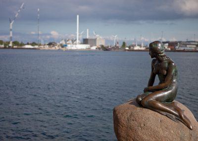 Die kleine Meerjungfrau, Kopenhagen, Dänemark