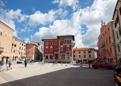 Hauptplatz, Kroatien