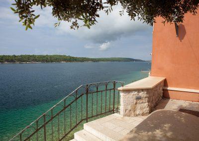 Meerenge, Kroatien