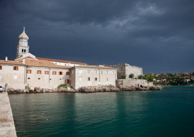 Hafen, Kroatien