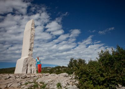 Steinkunst, Kroatien