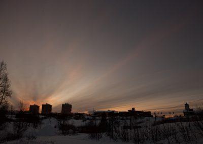 Kiruna, Schweden