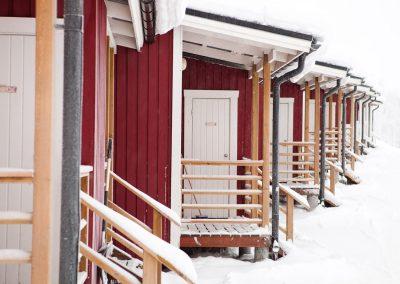 Ripan Hotel, Kiruna, Schweden