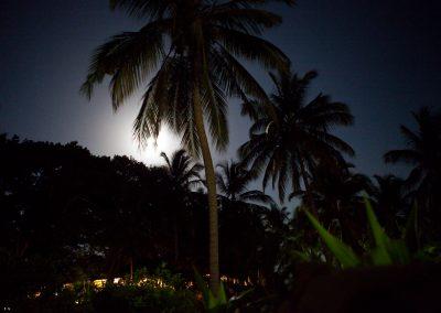 Nacht, Mafia Island, Tansania