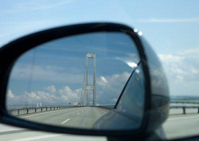Oresundbrücke, Dänemark/Schweden (am Weg nach Norwegen)