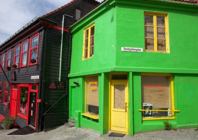 Bergen, Norwegen