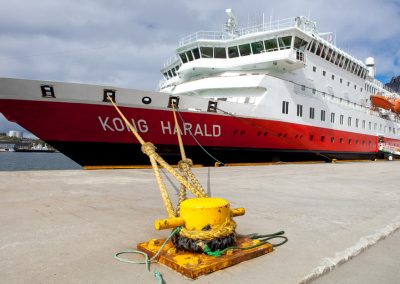 Schiff der Hurtigrute, Norwegen