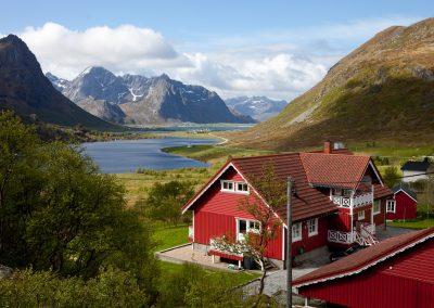 Haus, Norwegen