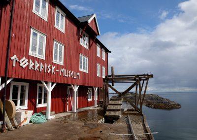 Stockfisch-Museum, Norwegen