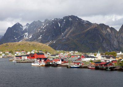 Dorf, Norwegen
