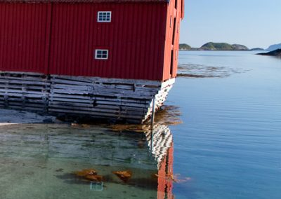 Kjerringoy, das norwegischste Dorf Norwegens